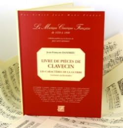 Livre De Pièces - Jean-François Dandrieu - laflutedepan.com