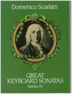 Domenico Scarlatti - Great Keyboard Sonatas Volumen 4 - Partitura - di-arezzo.es