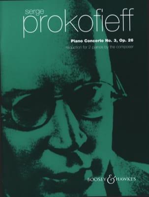 Sergei Prokofiev - Concierto para piano n.º 3 Opus 26 - Partitura - di-arezzo.es