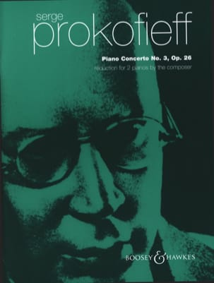 Sergei Prokofiev - Piano Concerto No. 3 Opus 26 - Sheet Music - di-arezzo.co.uk