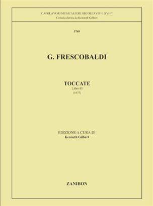 Girolamo Frescobaldi - Toccata. Volume 2 - Sheet Music - di-arezzo.com