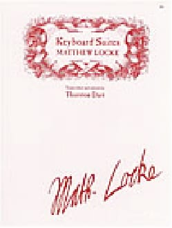 Matthew Locke - Keyboard Suites - Sheet Music - di-arezzo.com