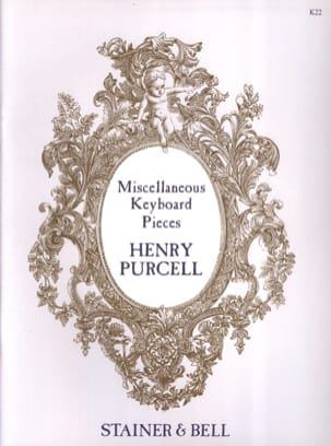 Henry Purcell - Miscellaneous Keyboard Pieces - Sheet Music - di-arezzo.com