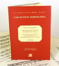 Etienne-Nicolas Méhul - 6 Sonates Op. 1 et 2 - Partition - di-arezzo.fr