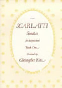 Sonates Volume 2 - Domenico Scarlatti - Partition - laflutedepan.com