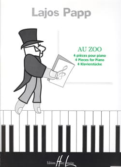 Lajos Papp - At the zoo - Sheet Music - di-arezzo.co.uk