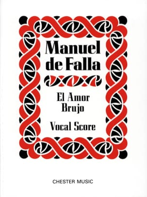 DE FALLA - El Amor Brujo - Sheet Music - di-arezzo.com