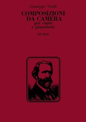 Giuseppe Verdi - Composizioni Da Camera - Partition - di-arezzo.fr