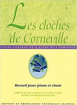 Robert Planquette - Les Cloches de Corneville Sélection - Partition - di-arezzo.fr