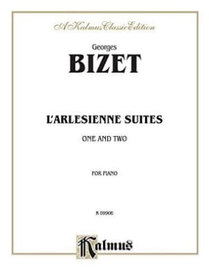 Georges Bizet - The Arlesian Volume 1. 4 Hands - Sheet Music - di-arezzo.co.uk