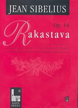 Jean Sibelius - Rakastava Opus 14 - Sheet Music - di-arezzo.co.uk