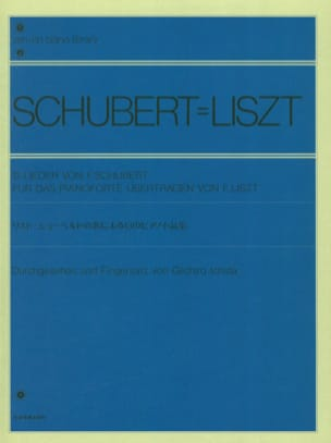 Liszt Franz / Schubert Franz - 13 Lieder - Sheet Music - di-arezzo.co.uk
