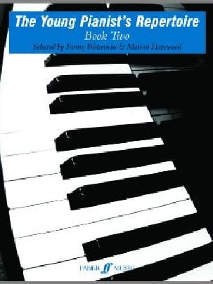 The Young Pianist Repertoire Volume 2 Partition Piano - laflutedepan