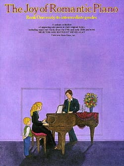 - Joy Of Romantic Piano Volume 1 - Sheet Music - di-arezzo.co.uk