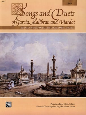 Pauline Viardot - Songs And Duets Of Garcia, Malibran And Viardot. Aloud - Sheet Music - di-arezzo.co.uk