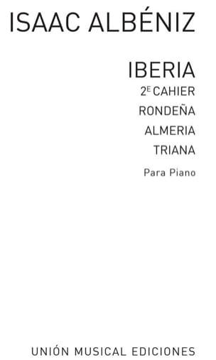 Ibéria. Volume 2 - Isaac Albeniz - Partition - laflutedepan.com