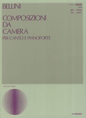 Composizioni Da Camera - Vincenzo Bellini - laflutedepan.com