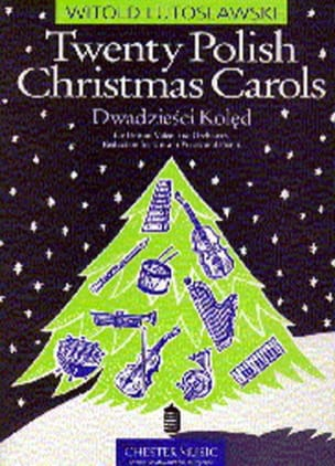 Witold Lutoslawski - 20 Polish Christmas Carols - Sheet Music - di-arezzo.co.uk