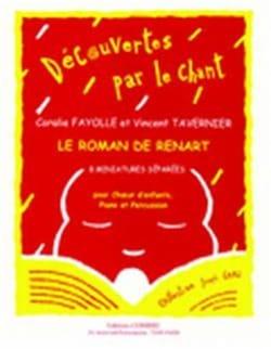 La Capture De Renart - Coralie Fayolle - Partition - laflutedepan.com