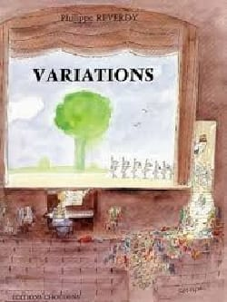 Philippe Reverdy - Variations - Partition - di-arezzo.fr