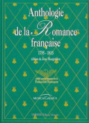 - Anthology French Romance from 1795-1815 - Sheet Music - di-arezzo.com