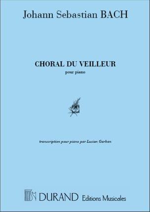BACH - Choir Of The Piano Watcher - Sheet Music - di-arezzo.co.uk
