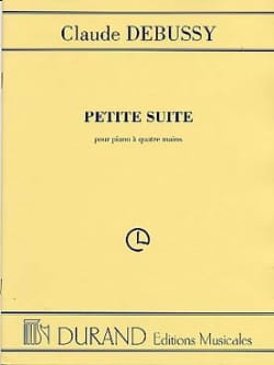 DEBUSSY - Small Suite. 4 hands. - Sheet Music - di-arezzo.com
