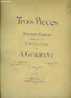 Benjamin Godard - Andante op. 16 - Partition - di-arezzo.fr