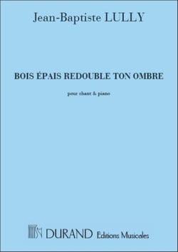 Bois Epais Redouble ton Ombre. Amadis - laflutedepan.com
