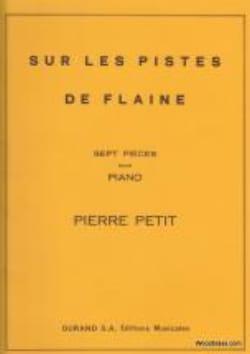 Sur les Pistes de Flaine - Pierre Petit - Partition - laflutedepan.com