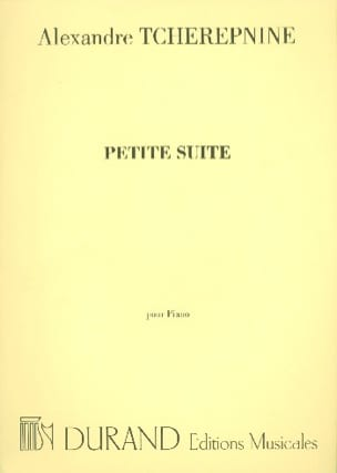 Petite Suite Op. 6 - Alexandr Tcherepnine - laflutedepan.com