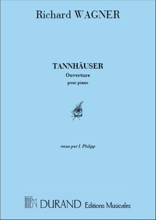 Tannhäuser. Ouverture - Richard Wagner - Partition - laflutedepan.com