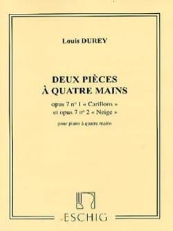 Louis Durey - 2 Zimmer - Noten - di-arezzo.de