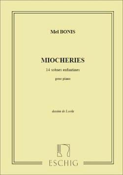 Mel Bonis - Miocheries - Sheet Music - di-arezzo.co.uk