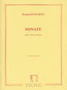 Francis Poulenc - Sonata For 2 Pianos - Sheet Music - di-arezzo.com