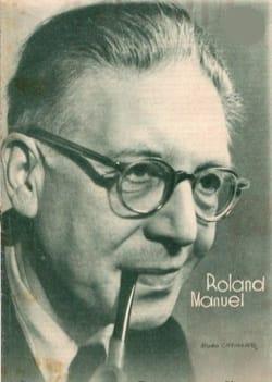 Roland-Manuel - Benedictiones - Partition - di-arezzo.fr