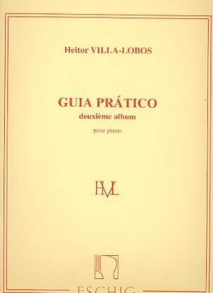 Heitor Villa-Lobos - Guia Pratico Album N° 2 - Partition - di-arezzo.fr