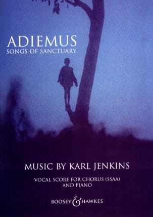 Karl Jenkins - Adiemus. Songs Of Sanctuary - Partition - di-arezzo.fr