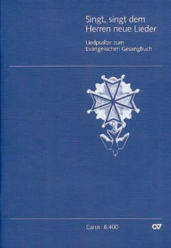 Singt, Singt Dem Herren Neue Lieder - Partition - laflutedepan.com