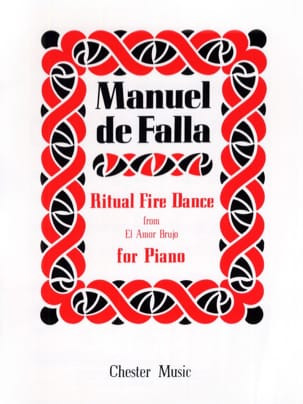 DE FALLA - Fire Ritual Dance - Sheet Music - di-arezzo.co.uk