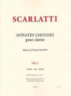 Domenico Scarlatti - Selected Sonatas Volume 1 - Sheet Music - di-arezzo.co.uk