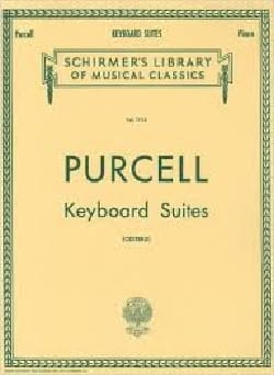 Keyboard Suites PURCELL Partition Clavecin - laflutedepan