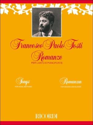 Francesco Paolo Tosti - 25 Romances - Sheet Music - di-arezzo.co.uk