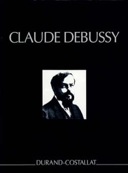 DEBUSSY - Piano Works Series 1 Volume 6. Hardcover - Sheet Music - di-arezzo.co.uk
