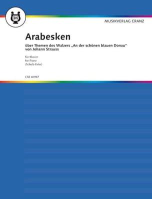 Arabesques sur le Beau Danube Bleu - laflutedepan.com