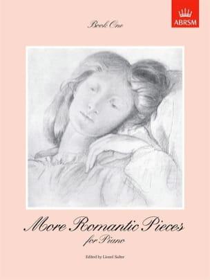 - More Romantic Pieces Volume 1 - Sheet Music - di-arezzo.com
