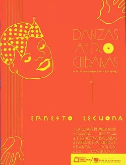 Ernesto Lecuona - Danzas Afro Cubanas - Sheet Music - di-arezzo.co.uk