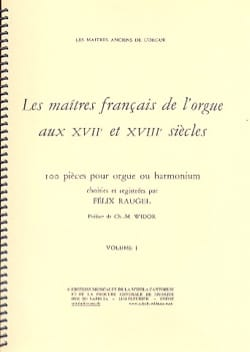 - The French Masters Of The Organ Volume 1 - Sheet Music - di-arezzo.co.uk