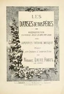 - Les Danses De Nos Pères - Partition - di-arezzo.fr