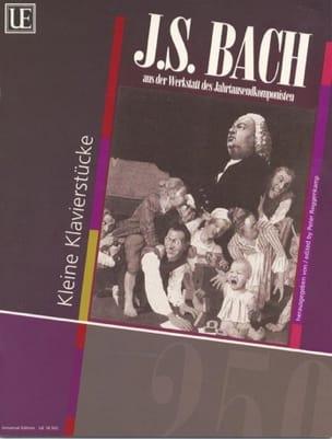 Kleine Klavierstücke - Jean-Sébastien Bach - laflutedepan.com
